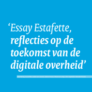 "Essay (in Dutch) ""Stories about smart cities: how citizen can identify with their city"""