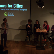 Games for Cities – The Circularity Challenge Talk Show