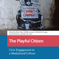"Out now: Open Access edited volume ""The Playful Citizen"""