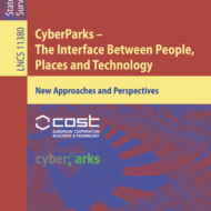 "New publication: ""CyberParks – The Interface Between People, Places and Technology"""