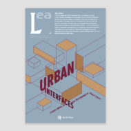 "Launch Special Issue Leonardo Electronic Almanac on ""Urban Interfaces"" 30 Oct 2019"