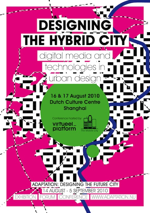 Designing the Hybrid City